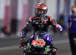 MotoGP Doha Grand Prix'sini Fabio Quartararo kazandı