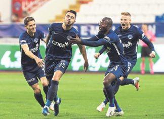 Aytaç Kara'nın harika golü Kasımpaşa'ya galibiyeti getirdi