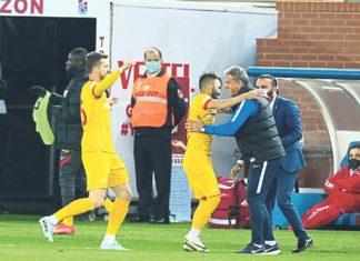 Hamza Hamzaoğlu: 'Bu sonuç olumlu'