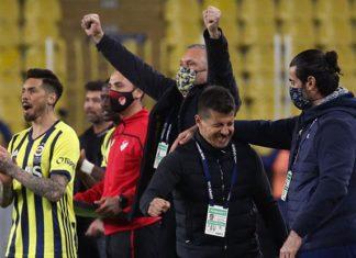 Fenerbahçe'de Emre Belözoğlu soyunma odasında ne dedi?