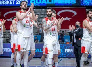 A Milli Erkek Basketbol Takımımızın EuroBasket 2022 grup maçları Gürcistan'da