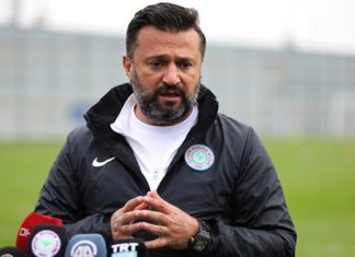 Çaykur Rizespor Teknik Direktörü Bülent Uygun'dan Trabzonspor maçı yorumu