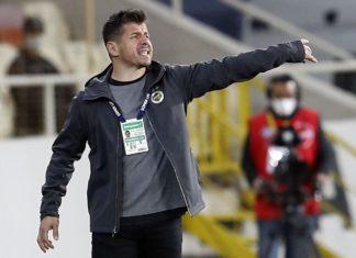 Fenerbahçe – Yeni Malatyaspor maçı sonrası Emre Belözoğlu'nda penaltı isyanı!