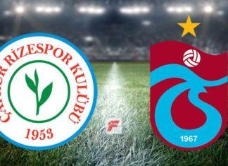 Çaykur Rizespor – Trabzonspor maçı ne zaman, saat kaçta, hangi kanalda?