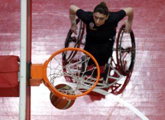 Tekerlekli Sandalye Basketbol Süper Ligi 1. etap müsabakaları tamamlandı