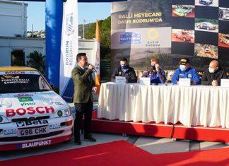 """""""Rally Bodrum"""" turnuvası başlıyor"""