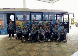 Tekerlekli Sandalye Basketbol Süper Ligi'nin ilk etabı Yalova'da devam ediyor