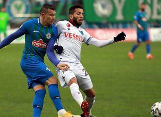 Çaykur Rizespor – Trabzonspor CANLI