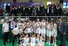 Bursa BŞB, Kadınlar Basketbol Süper Ligi'ne yükseldi