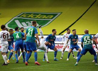 ÖZET | Çaykur Rizespor – Trabzonspor maç sonucu: 0-0