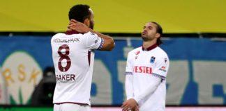 Trabzonspor'da sorunun adı: Gol