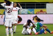 Trabzonspor'un zirve hesabı şaştı! Hedef 9, alınan 3 puan…
