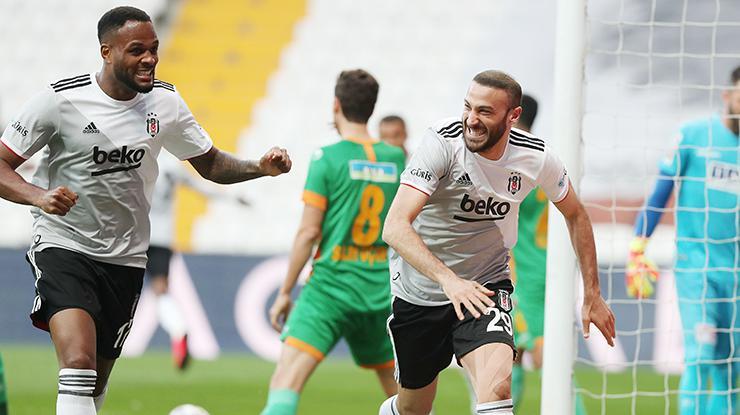 Beşiktaş'ta yeni ikili: Cenk Tosun & Larin