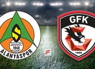 Alanyaspor – Gaziantep FK (CANLI)