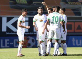 ÖZET | Alanyaspor-Gaziantep FK: 3-2