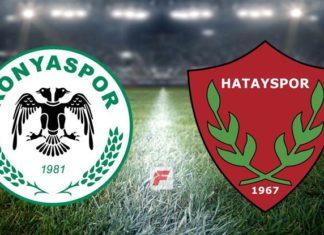 Konyaspor – Hatayspor maçı hangi kanalda, saat kaçta? (İlk 11'ler)