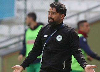 Konyaspor Teknik Direktörü İlhan Palut: Puan olarak konfor alanı oluşturamadık
