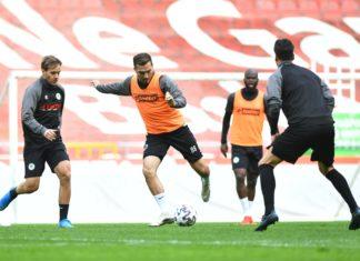 Konyaspor'da Kayserispor maçı hazırlıkları devam ediyor