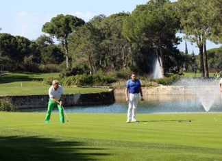 Golf-Mad Pro-Am Turnuvası Antalya'da başladı