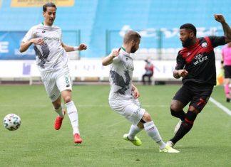 ÖZET   Konyaspor-Karagümrük maç sonucu: 5-1