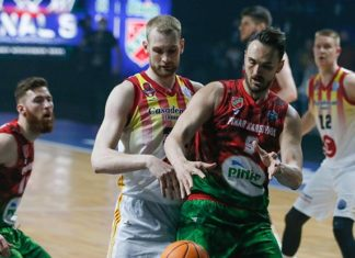 ÖZET   Basket Zaragoza – Pınar Karşıyaka: 79-84