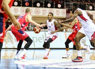 Gaziantep Basketbol-Bahçeşehir Koleji maç sonucu: 88-77