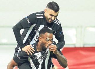 Beşiktaş'ın en önemli silahları Larin ve Ghezal