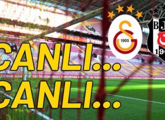 Galatasaray – Beşiktaş şifresiz canlı izle – Gs Bjk canlı yayın