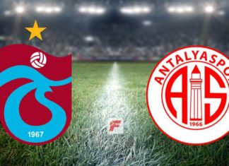 Trabzonspor – Antalyaspor maçı Canlı