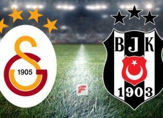 Galatasaray – Beşiktaş (CANLI)