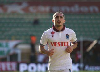 Trabzonspor'da Abdülkadir Ömür, 18 maç sonra ilk 11'e döndü