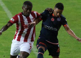 Sivasspor'un yenilmez serisi 17 maça yükseldi