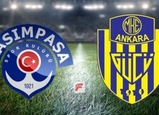 Kasımpaşa – Ankaragücü maçı hangi kanalda, saat kaçta?