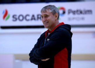 Aliağa Petkimspor'un başantrenörü Kemzura, yeni sezondan umutlu