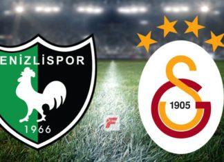 Denizlispor – Galatasaray maçı hangi kanalda, saat kaçta? (Muhtemel 11'ler)
