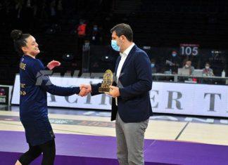 Fenerbahçe-Galatasaray final serisinin MVP'si Renae McBride