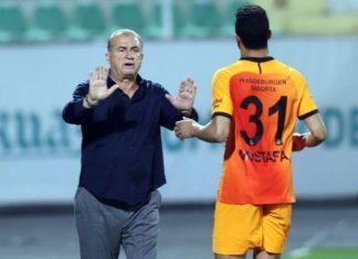 Galatasaray'da Mostafa Mohamed'den Fatih Terim'e teşekkür