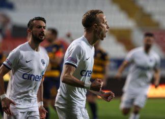 Kasımpaşa'da Süper Lig'de kalmanın sevinci yaşanıyor