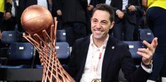 Fenerbahçe'de Victor Lapena ve Tuğçe Canıtez'den şampiyonluk yorumu