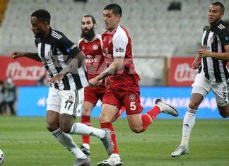 (ÖZET) Beşiktaş – Fatih Karagümrük maç sonucu: 1-2