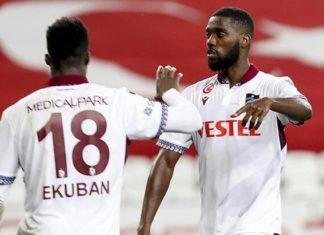 Trabzonspor, Djaniny ve Ekuban'ın bonservisini belirledi
