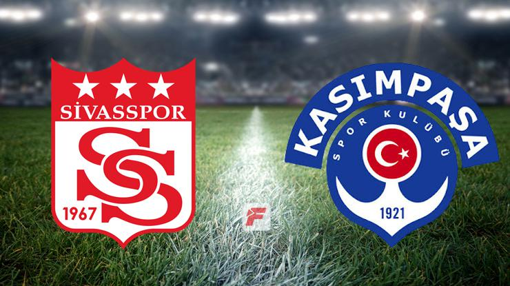 Sivasspor – Kasımpaşa maçı ne zaman, saat kaçta, hangi kanalda?