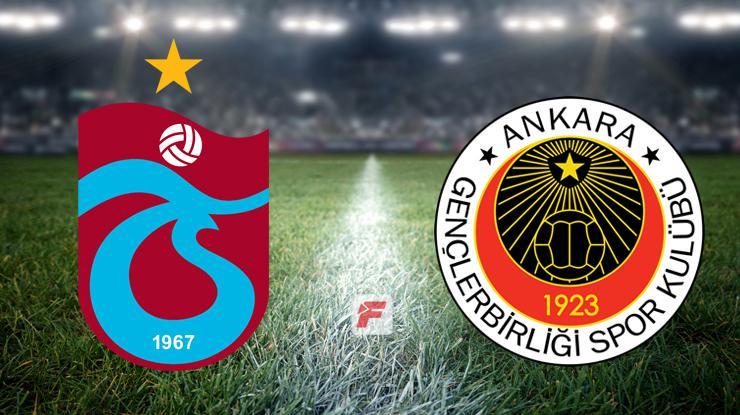 Trabzonspor – Gençlerbirliği maçı ne zaman, saat kaçta, hangi kanalda?