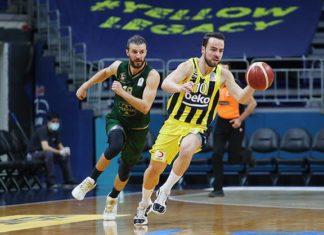 ING Basketbol Süper Ligi play-off | Fenerbahçe Beko – Darüşşafaka Tekfen maç sonucu: 103 –  91