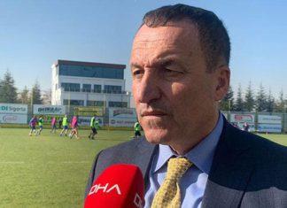 Ankaragücü Başkanı Fatih Mert'in adayı Faruk Koca
