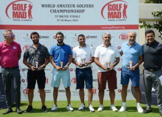 Dünya Amatör Golfçüler Şampiyonası'nda şampiyonlar belli oldu