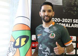Alanyaspor, Daniel Candeias transferini açıkladı