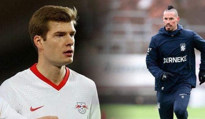 Trabzonspor'da en büyük iki hedef: Sörloth & Hamsik