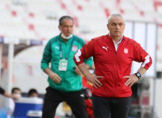 Sivasspor'da Rıza Çalımbay bir yıl daha takımın başında
