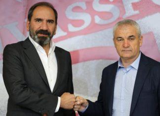 Sivasspor, Rıza Çalımbay ile yeniden sözleşme imzaladı